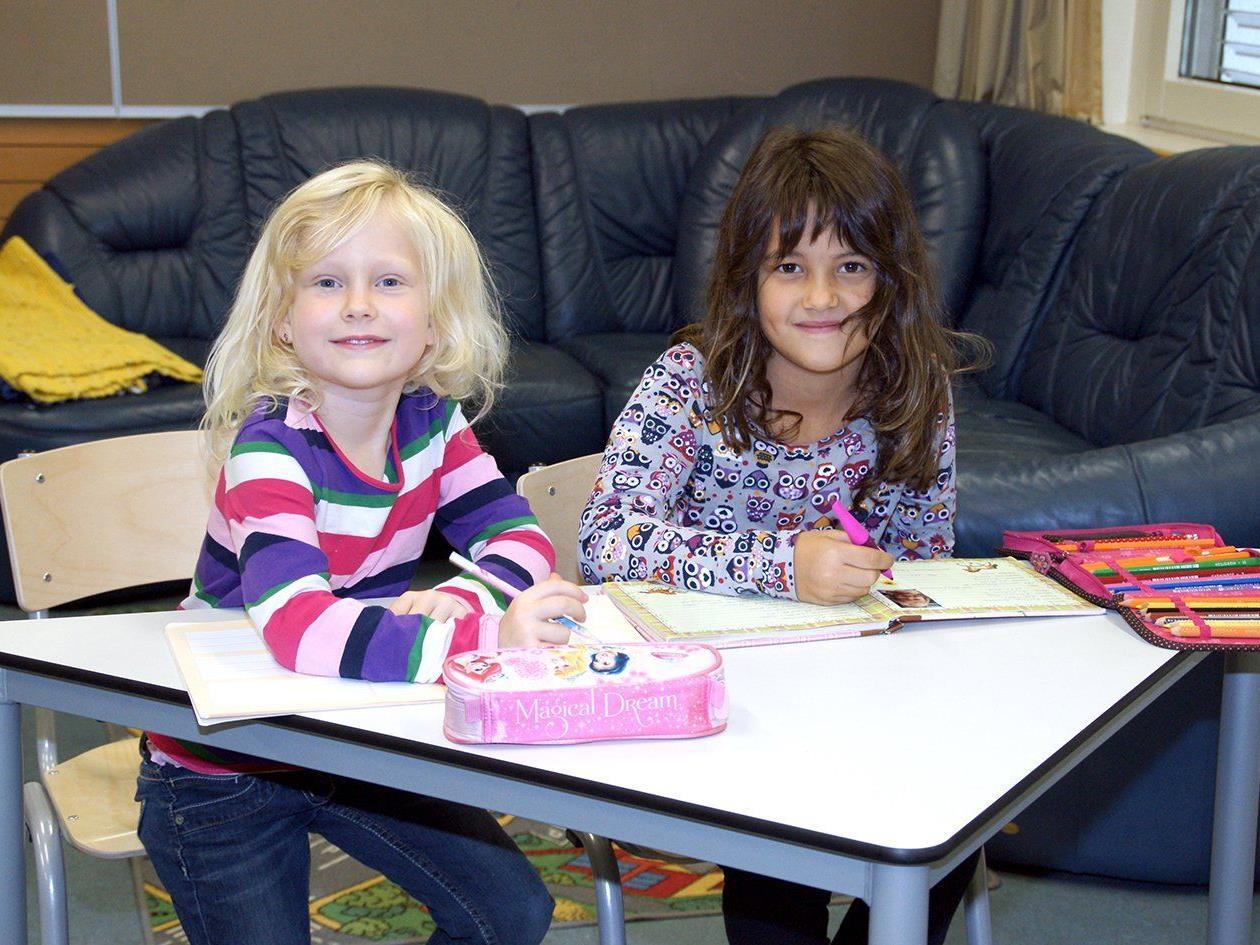 Für das leibliche Wohl der Schüler wird in Hard dank Mittagsbetreuung bestens gesorgt.