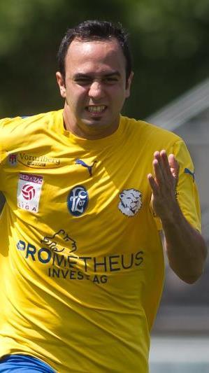 Symbolbild: Der FC Lustenau und das Brüderpaar Rene und Marc Depaoli trennten sich.