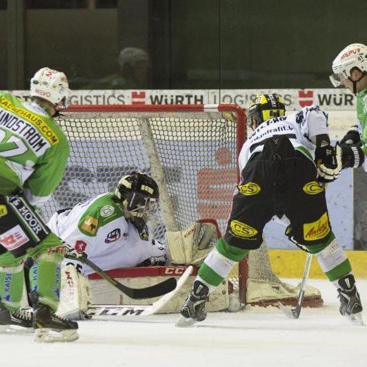 EHC Bregenzerwald blieb in Celje mit 5:2 klar erfolgreich und hat nun 32 Punkte auf der Habenseite.