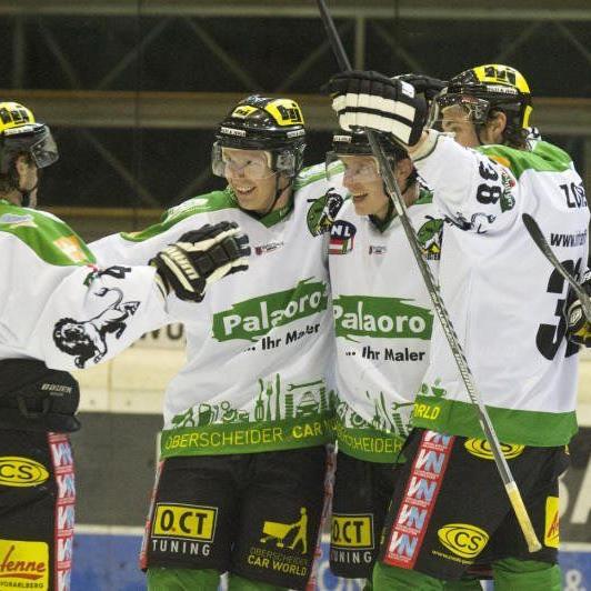 Der EHC Lustenau gewann das Heimspiel gegen Laibach mit 3:0 und ist nun Vierter.