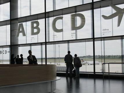 Keine Aufrufe mehr am Flughafen Wien.