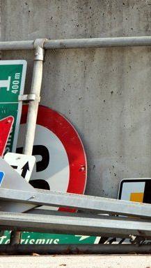 Verkehrschaos in Schruns