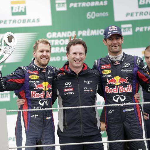 Red Bull dominierte die Saison