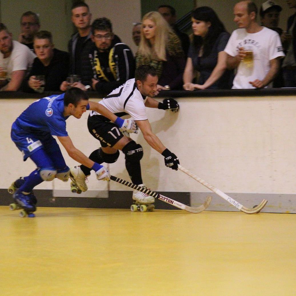 Dominique Kaul und Co. verloren das Hinspiel gegen Braga mit 3:11