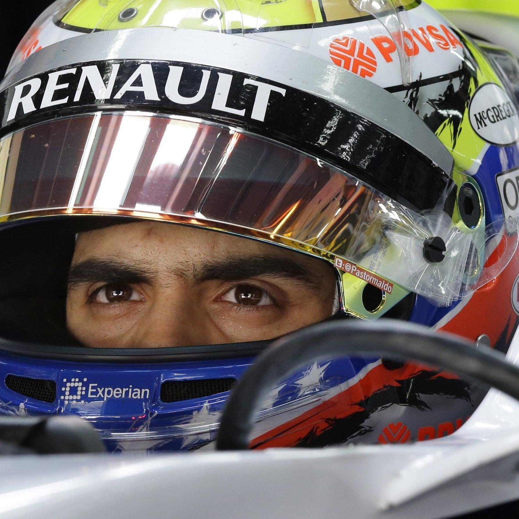 Maldonado wird Räikkönen-Nachfolger.