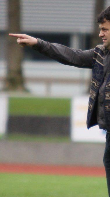 Stipo Palinic übernimmt das Traineramt beim Zimm FC Wolfurt.