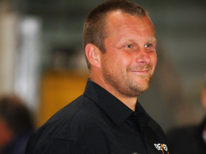VEU-Geschäftsführer und Urgestein Michael Lampert spielt ab sofort für den HC Samina Rankweil.