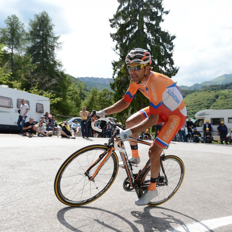 Der Slowene Robert Vrecer kehrt in den heimischen Profiradrennstall Team Vorarlberg zurück.