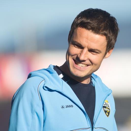 Der Riefensberger Werner Grabherr könnte auch im Frühjahr die Doppelfunktion Trainer und Marketingchef ausüben.