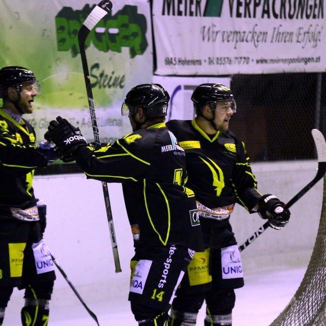 HSC Hohenems fordert im Spitzenspiel der Eliteliga den Meister Wattens.