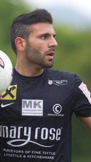 Serkan Yildiz spielt ab dem Frühjahr wieder für SW Bregenz und verstärkt die Defensive.