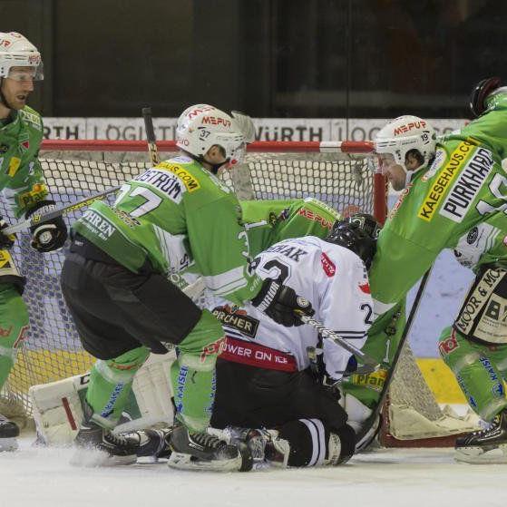 Der Meister Bregenzerwald holt aus den zwei Begegnungen in Slowenien fünf Punkte.