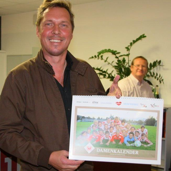 FC RW Rankweil-Präsident Ulli Bischoff hat aus dem Traditionsverein  wieder eine Marke gemacht.