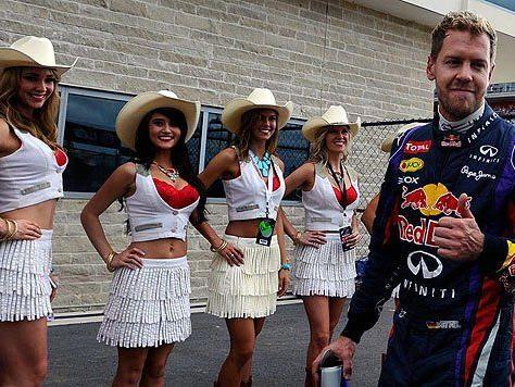 Sebastian Vettel dominiert die Formel 1 wie zuvor nur Michael Schumacher.