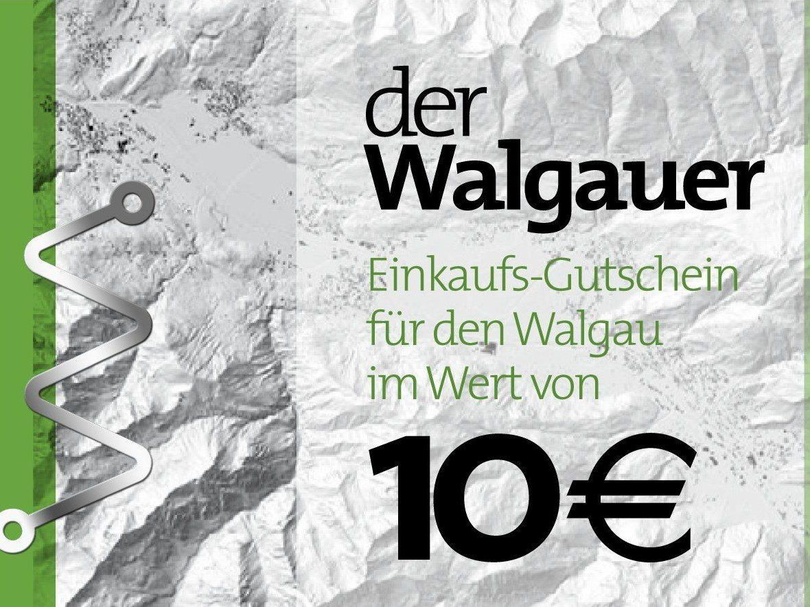 Ein neues Bezahlungsmittel im Walgau.