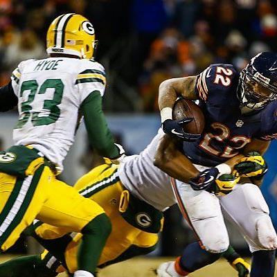Auch die Packers schlüpften noch ins Playoff