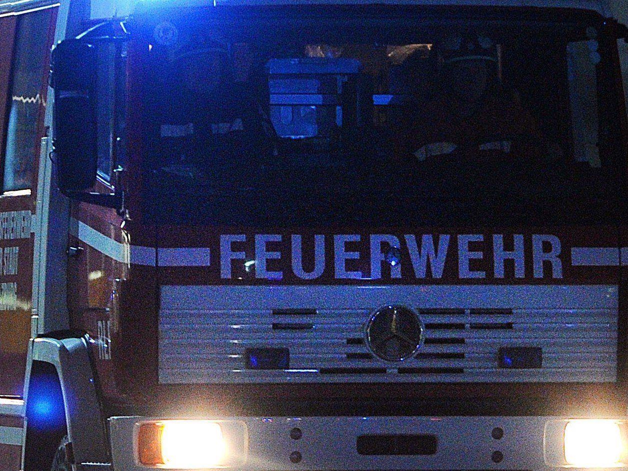 In WIen-Umgebung wird zur Zeit ein Brandstifter gesucht.