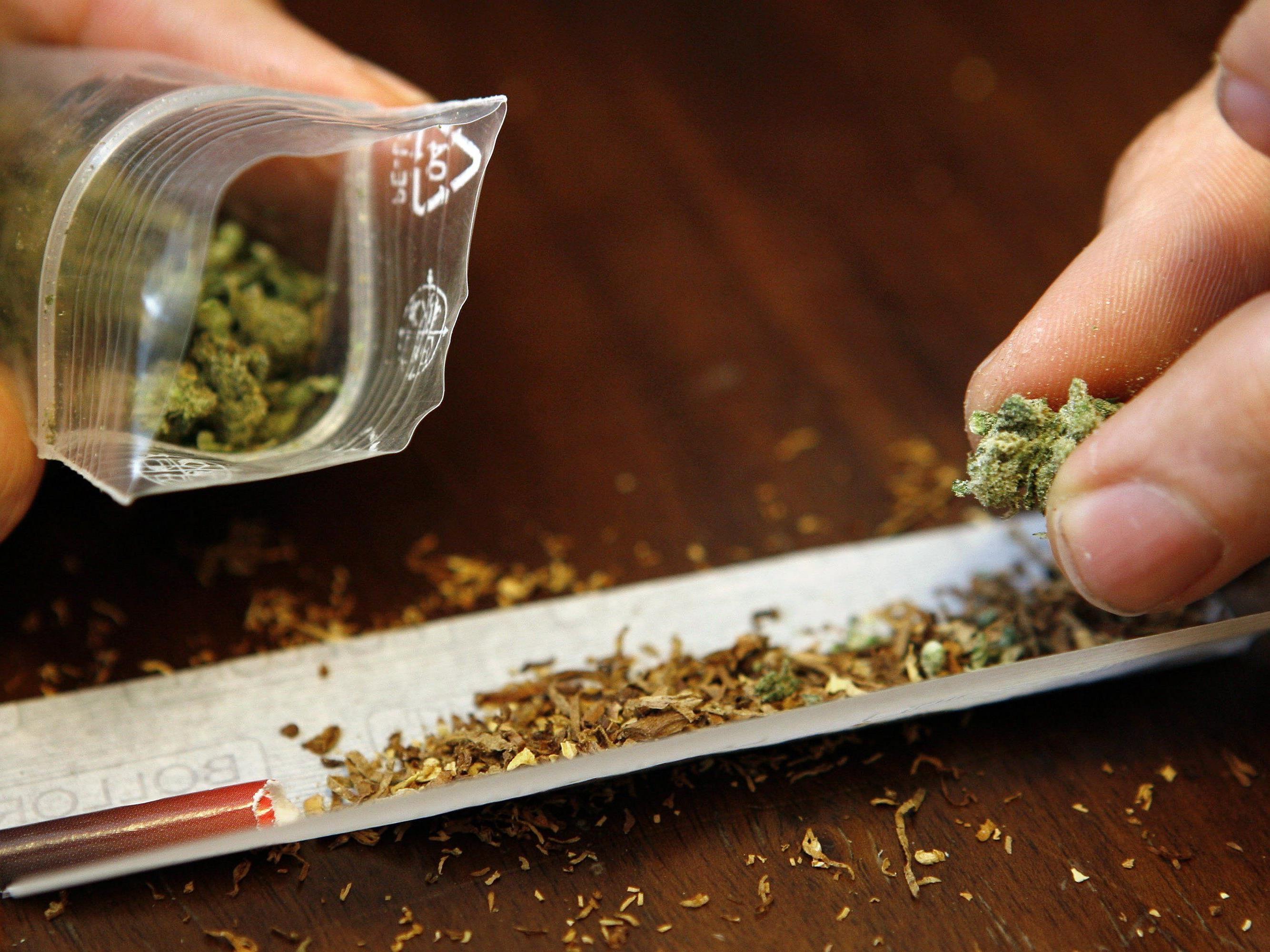 In einem Zug wurden eineinhalb Kilogramm Marihuana gefunden.