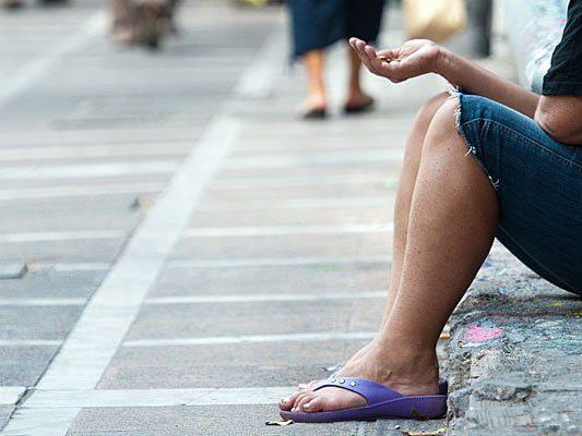 In Italien ist beinahe jeder Dritte armutsgefährdet.