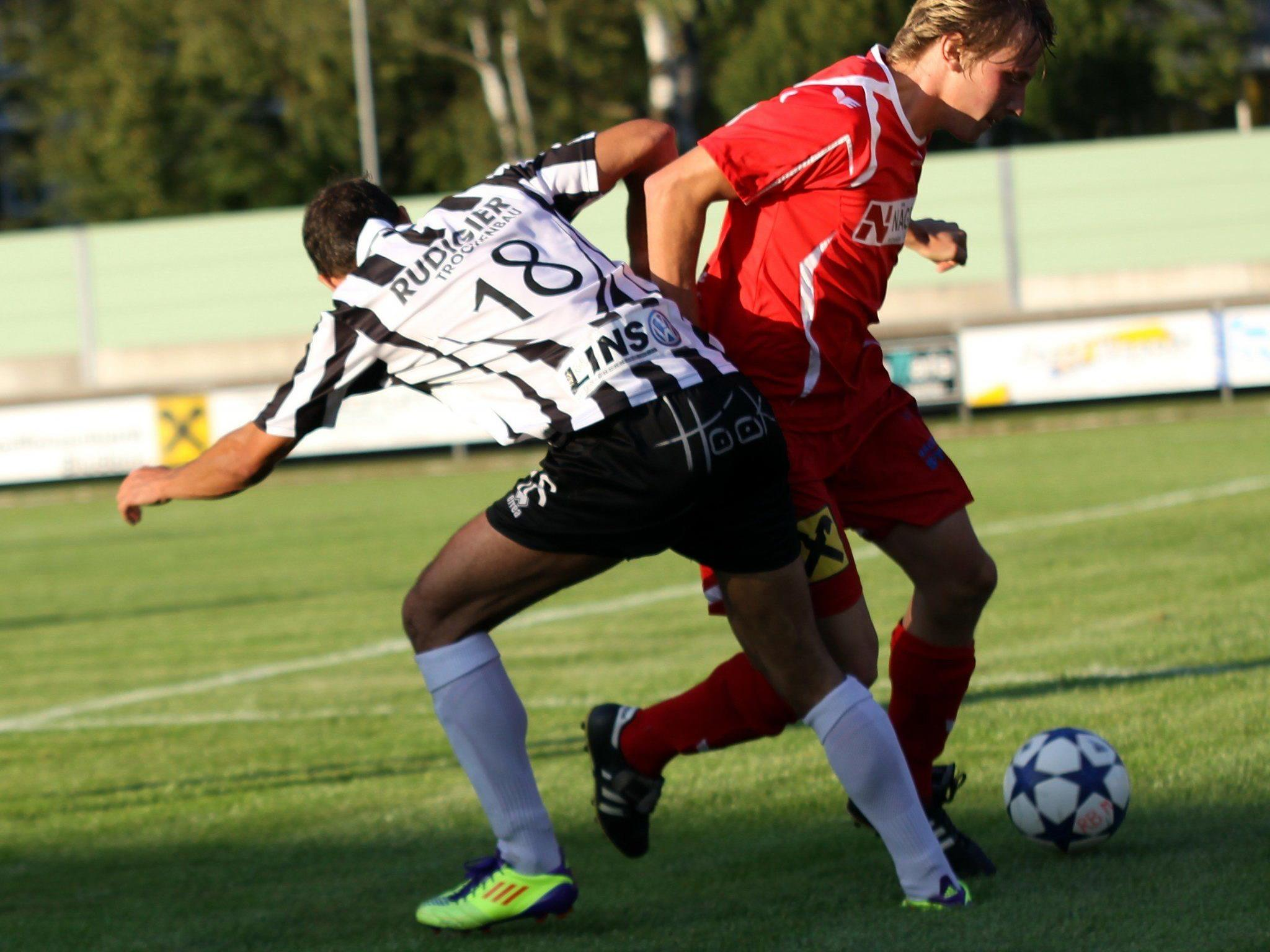 Rätia Bludenz wird im Frühjahr mit neuen Spielern versuchen doch noch den Klassenerhalt zu schaffen.
