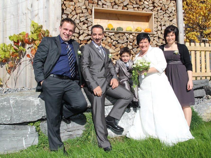 Helene Breuß und Bruno Nesensohn haben geheiratet.
