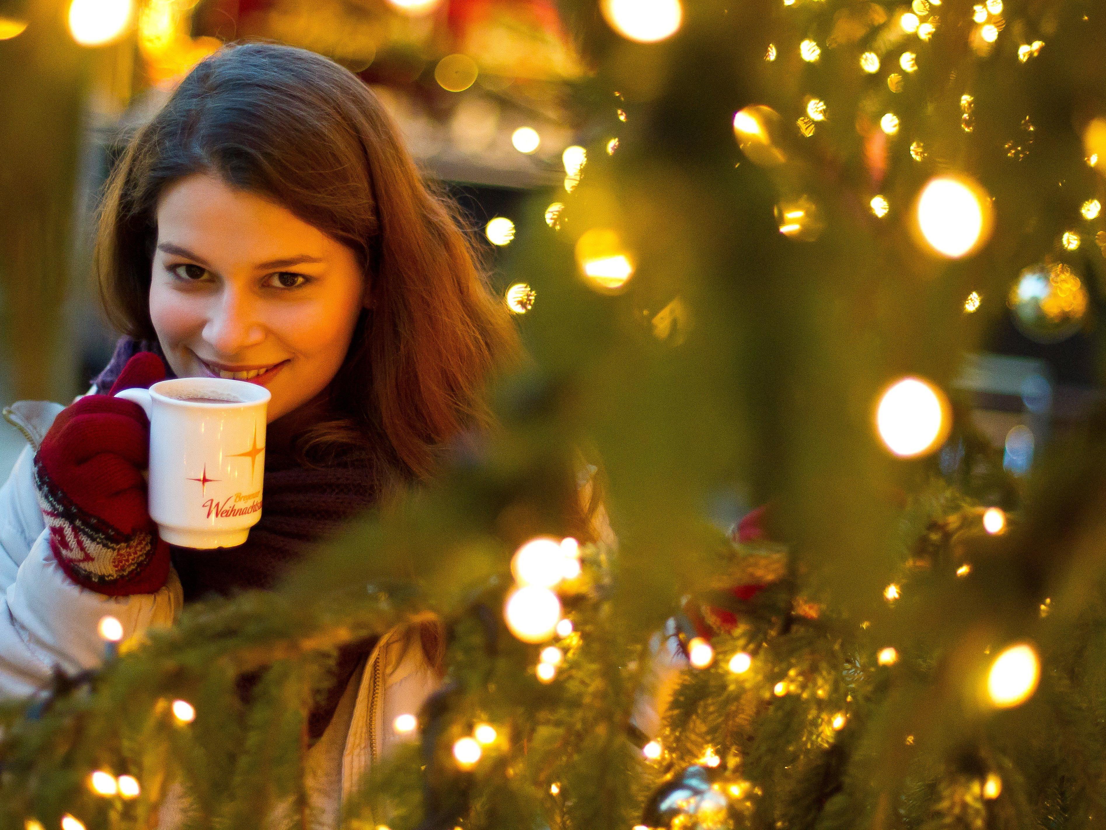 Bunte Lichter, Glühwein und Leckereien: Die schönsten Weihnachtsmärkte.