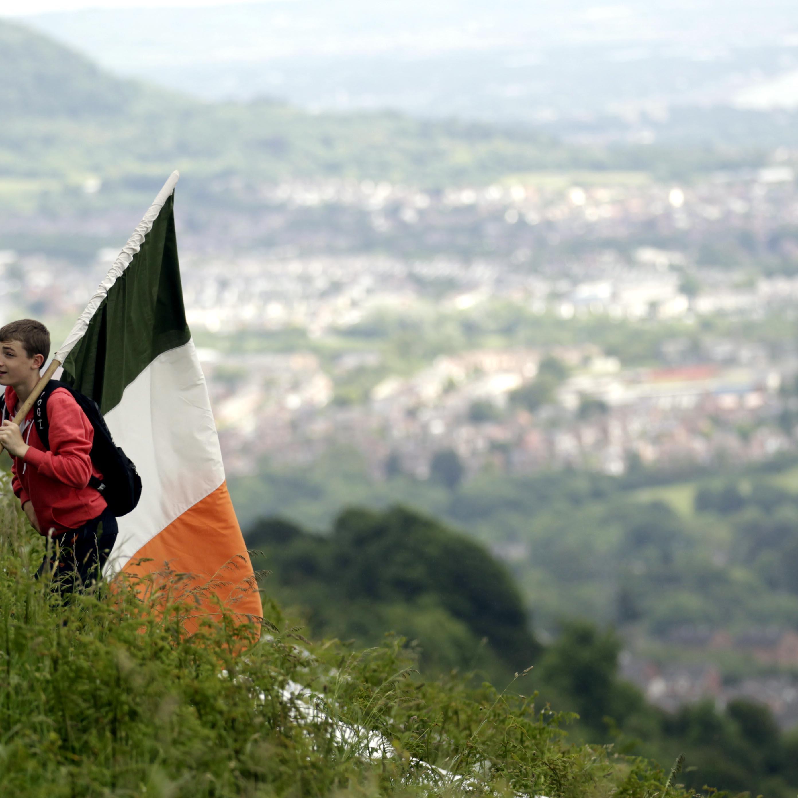 Vor der Finanz- und Staatsschuldenkrise galt Irland als Musterland im Euroraum.
