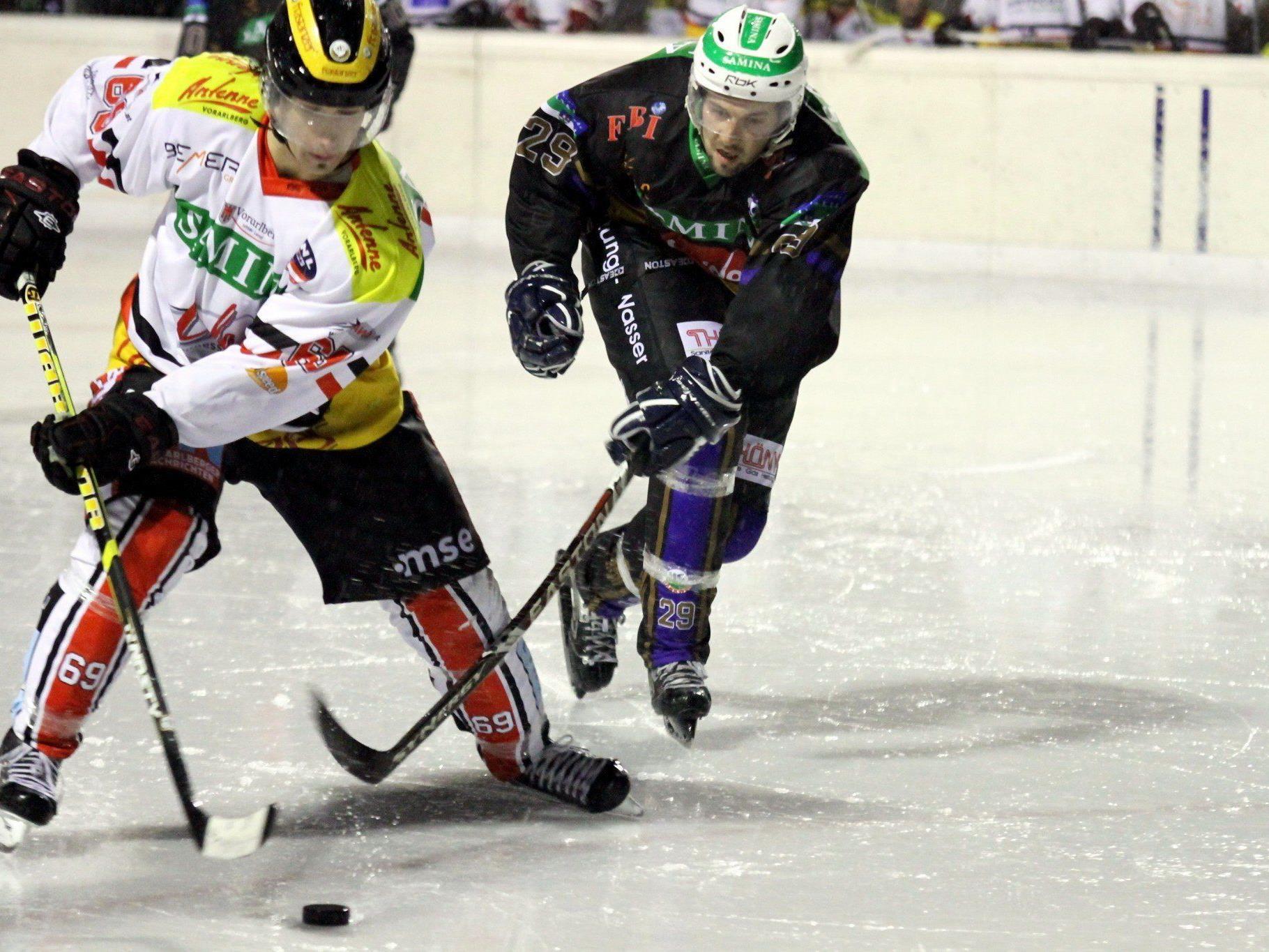 VEU Feldkirch und HC Samina Rankweil spielen für einen guten Zweck.