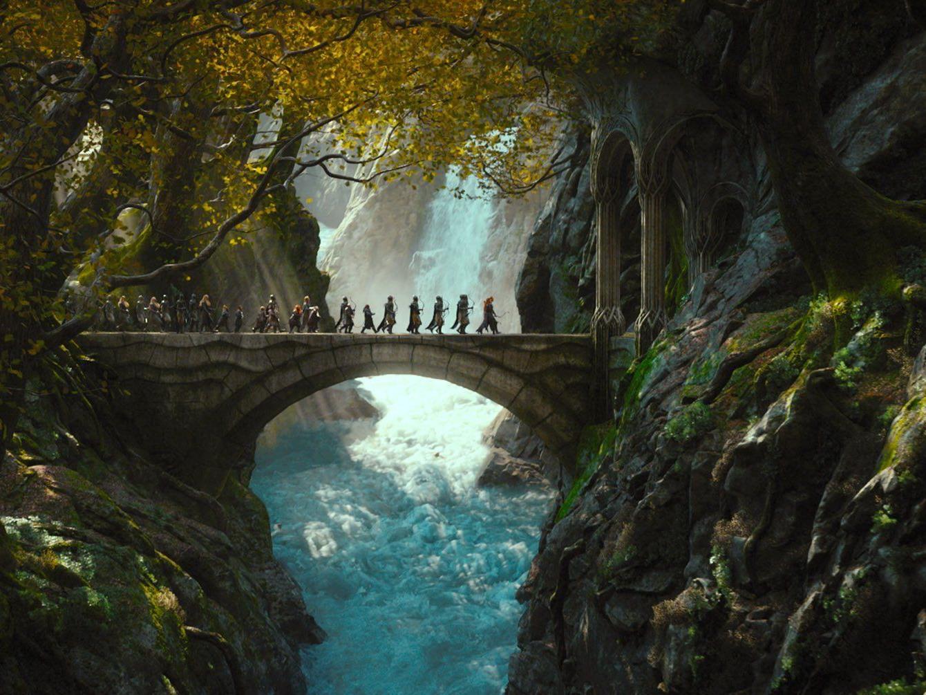 Regisseur Peter Jackson nimmt sich im zweiten Teil weniger Zeit für Figuren und Details.