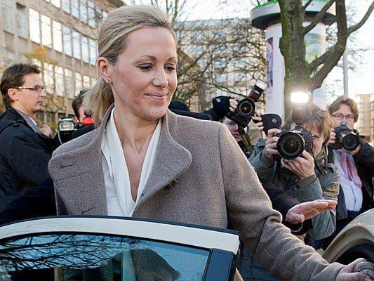 Bettina Wulff ist Zeugin im Korruptionsprozess gegen Christian Wulff.