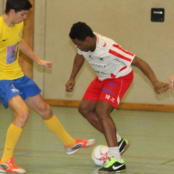 Rankweil-Legionär Rafael Pereira Godoi kämpft mit seinen Spielerkollegen um den Finaleinzug.