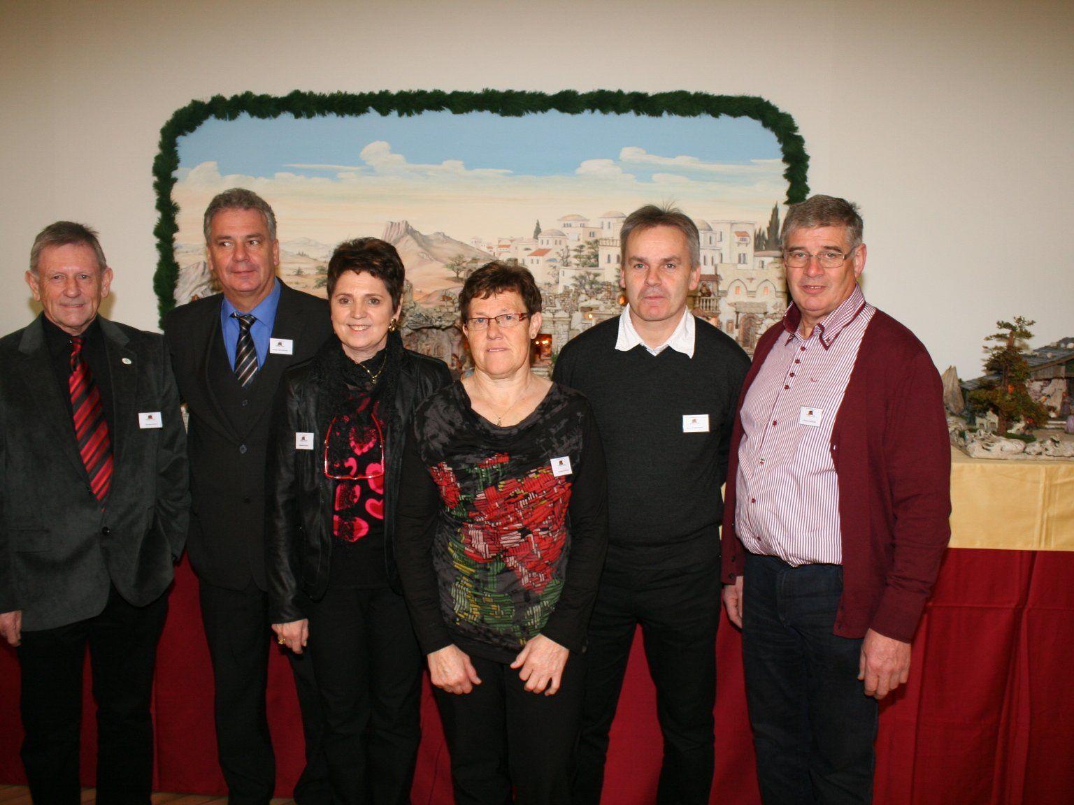 Krippenbauverein Hörbranz-Lochau präsentierte Unikate