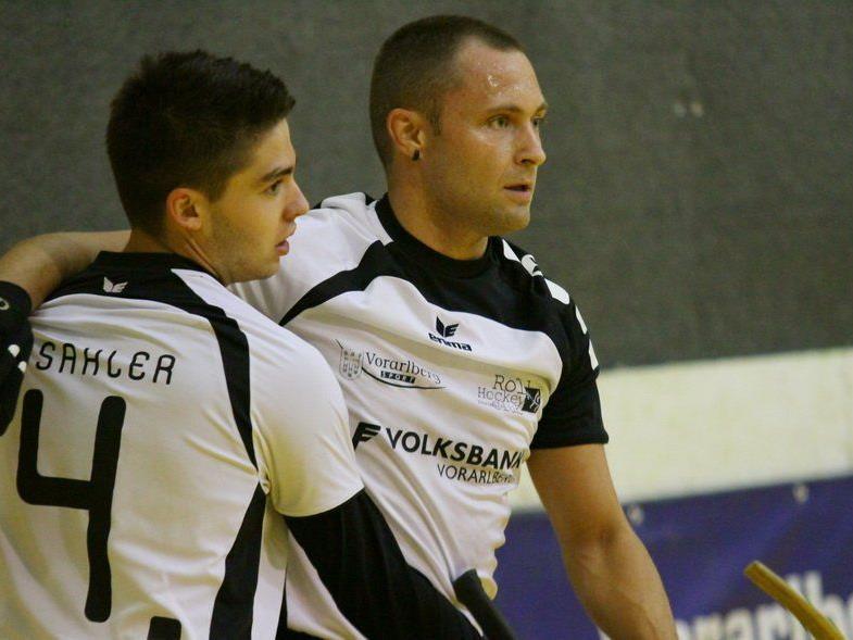 RHC Dornbirn deklassiert Oberfrick mit 16:0 und schafft Qualifikation für den NLA Aufstieg.