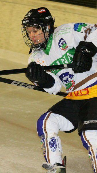 Eva Beiter gibt nach ihrer Babypause gegen Schweden das Comeback in der österreichischen Nationalmannschaft.
