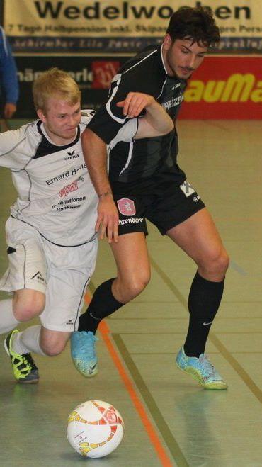 Sulzberg gewann alle vier Spiele und qualifizierte sich souverän für die Aufstiegsgruppe.