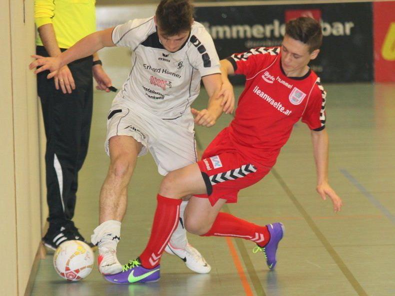 FC RW Rankweil 1b steht sensationell schon im Vorrunden Aufstiegsturnier.