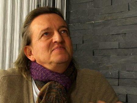 Markus Linder im Ländle TV Studio