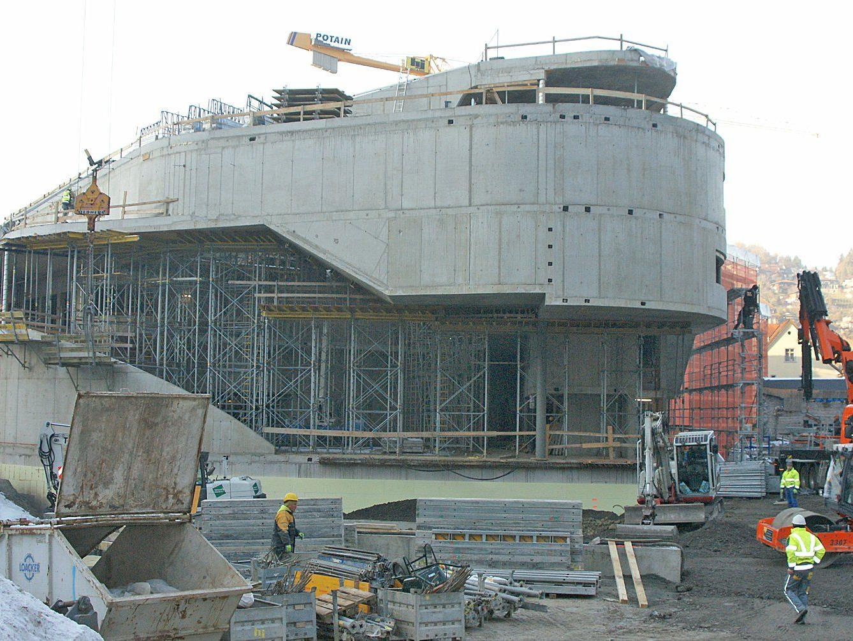 Vorarlberger Bauwirtschaft: Zufriedenstellendes Ergebnis 2013