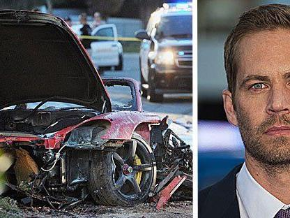 Paul Walker verunglückte bei einem Autounfall tödlich.