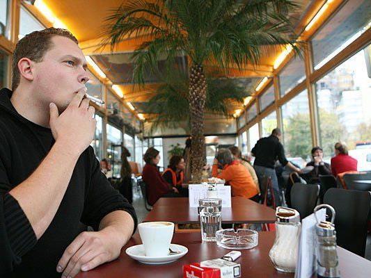 Ewiges leidliches Thema: Rauchen in den Wiener Lokalen