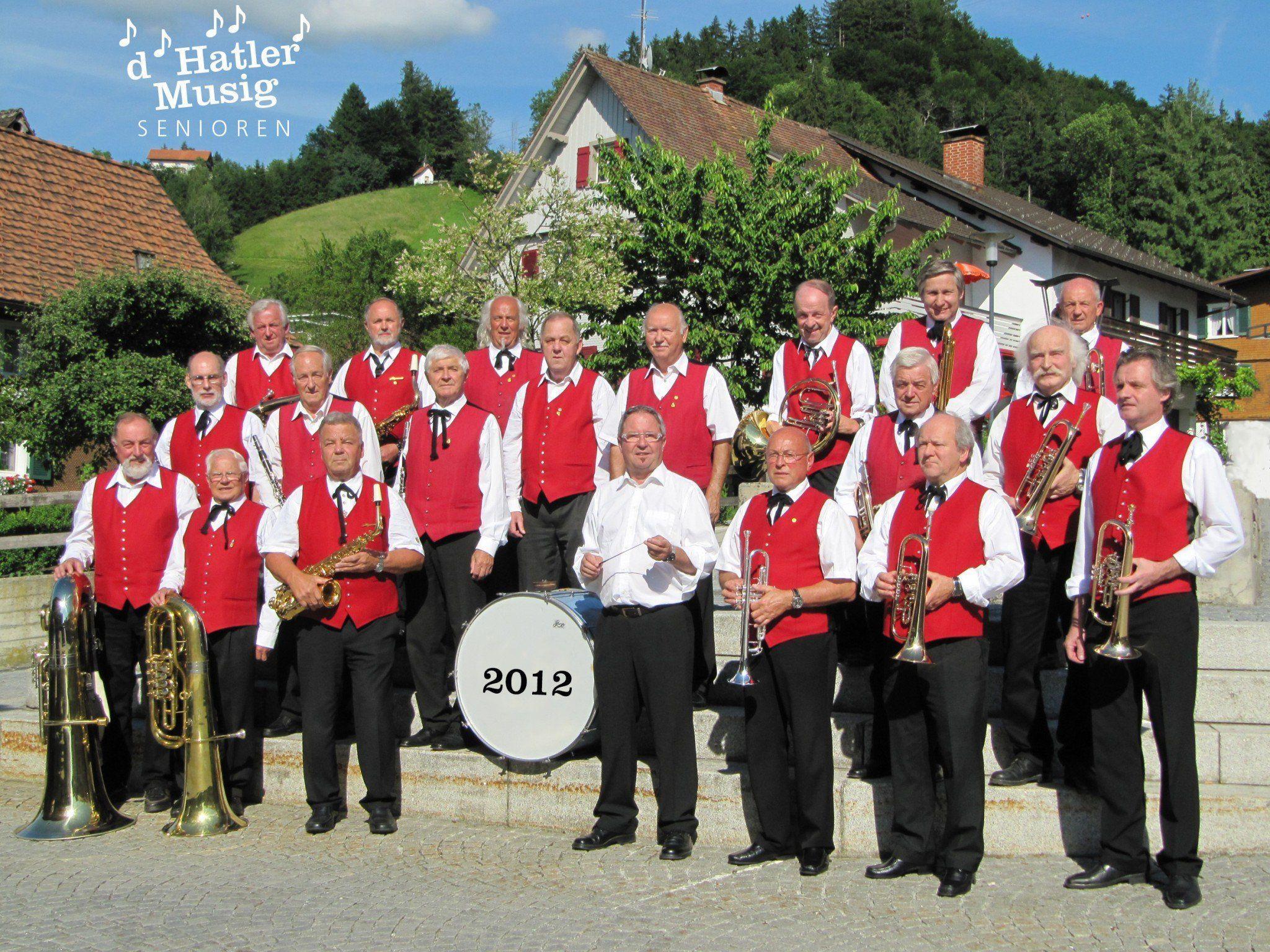Die Hatler-Seniorenmusikl lädt zum traditionellen Adventblasen