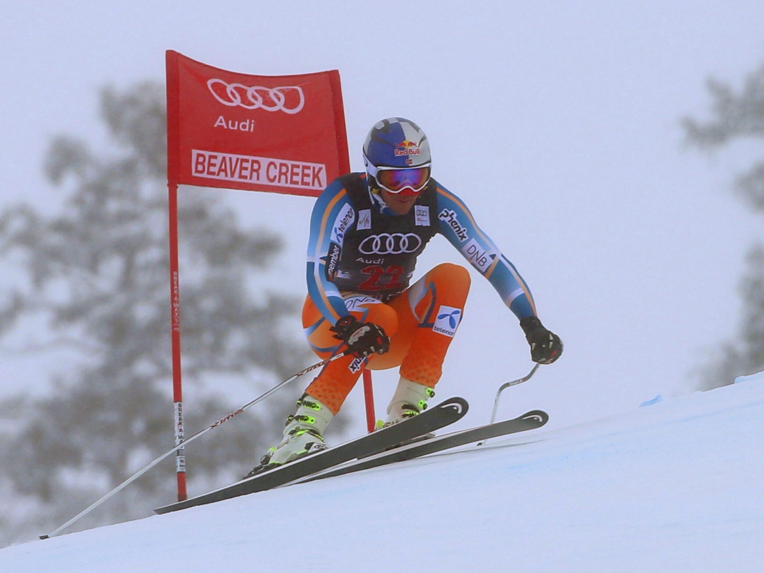 Für den Schladming-Weltmeister Svindal war es der 23. Karriere-Erfolg im Weltcup, der siebente in der Abfahrt.