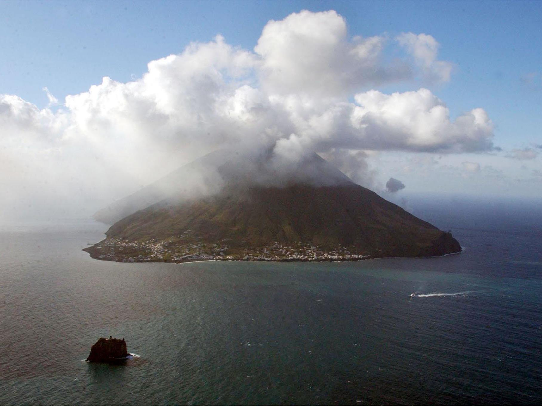 Italien führt eine Vulkansteuer ein.