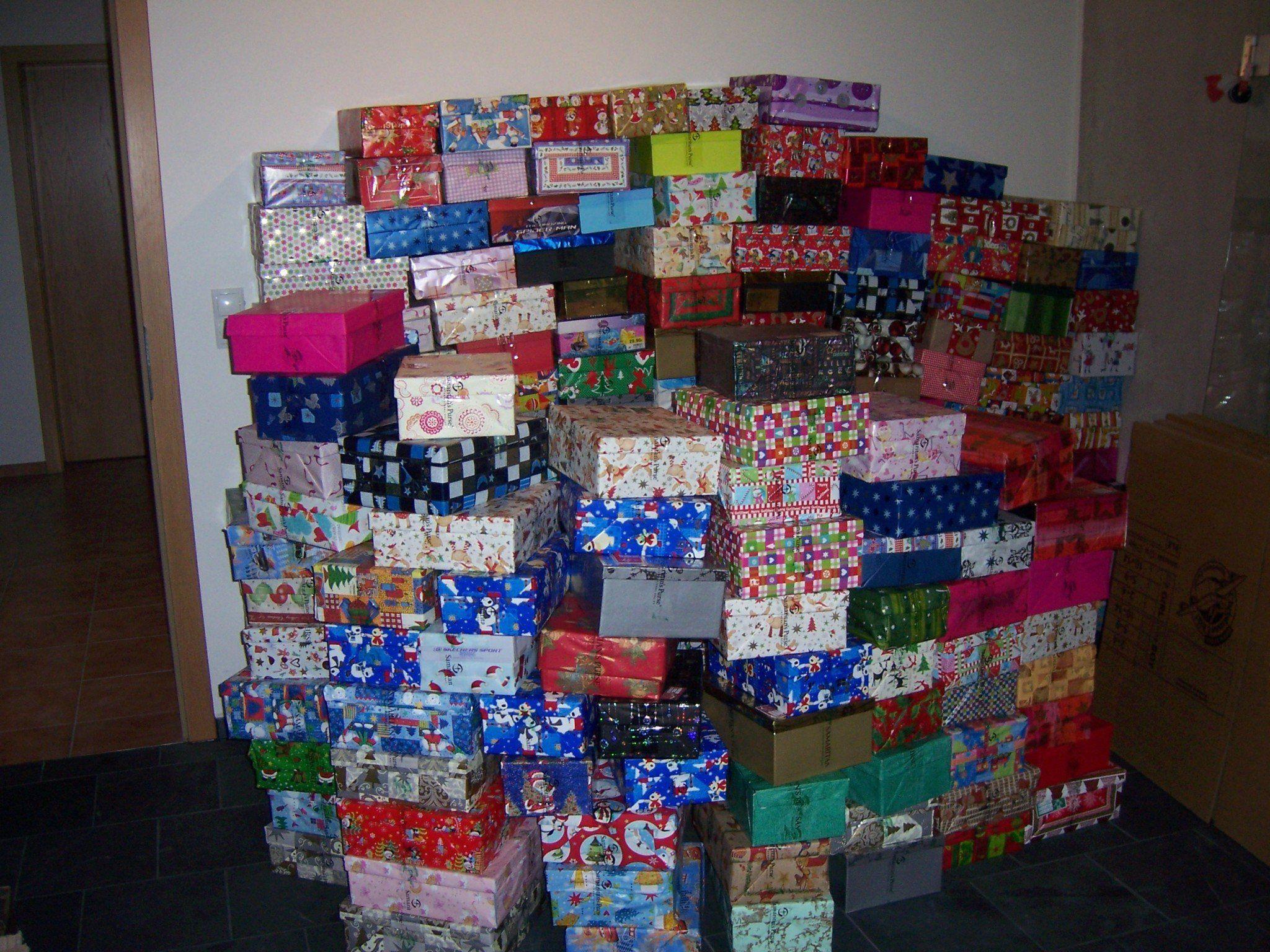 Über 500 bulgarische Kinder werden heuer eine schöne Weihnachtsüberraschung erleben.