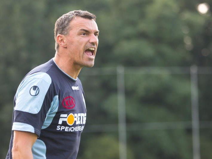 Hard-Trainer Oli Schnellrieder kann im Frühjahr auf zwei neue Spieler zurückgreifen.