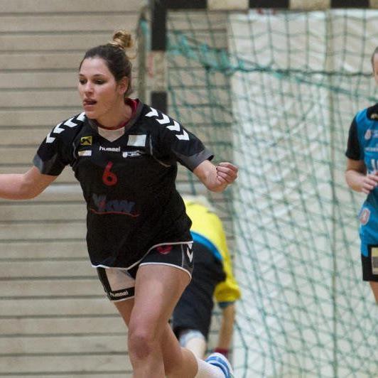 Johanna Rauch will im letzten Spiel des Jahres mit Dornbirn gegen Stockerau gewinnen.