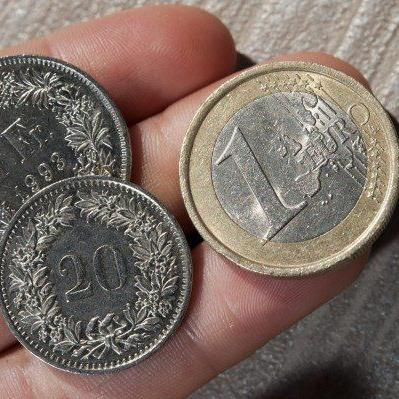 Euro-Kursuntergrenze bleibt bei 1,20 Franken.