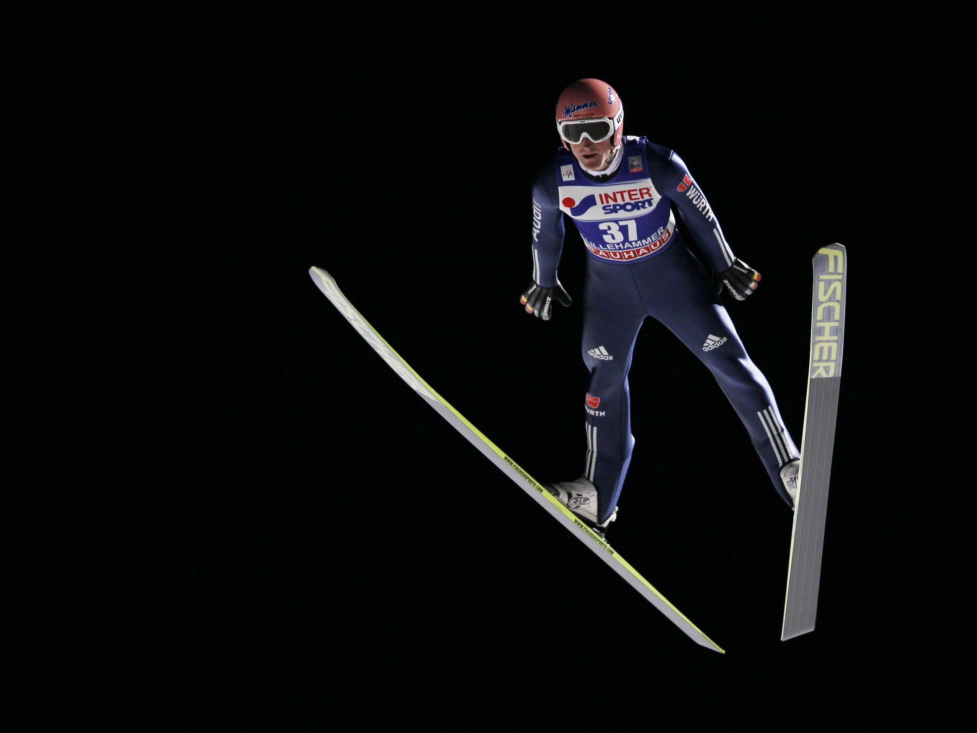 Freund-Sieg in Lillehammer.