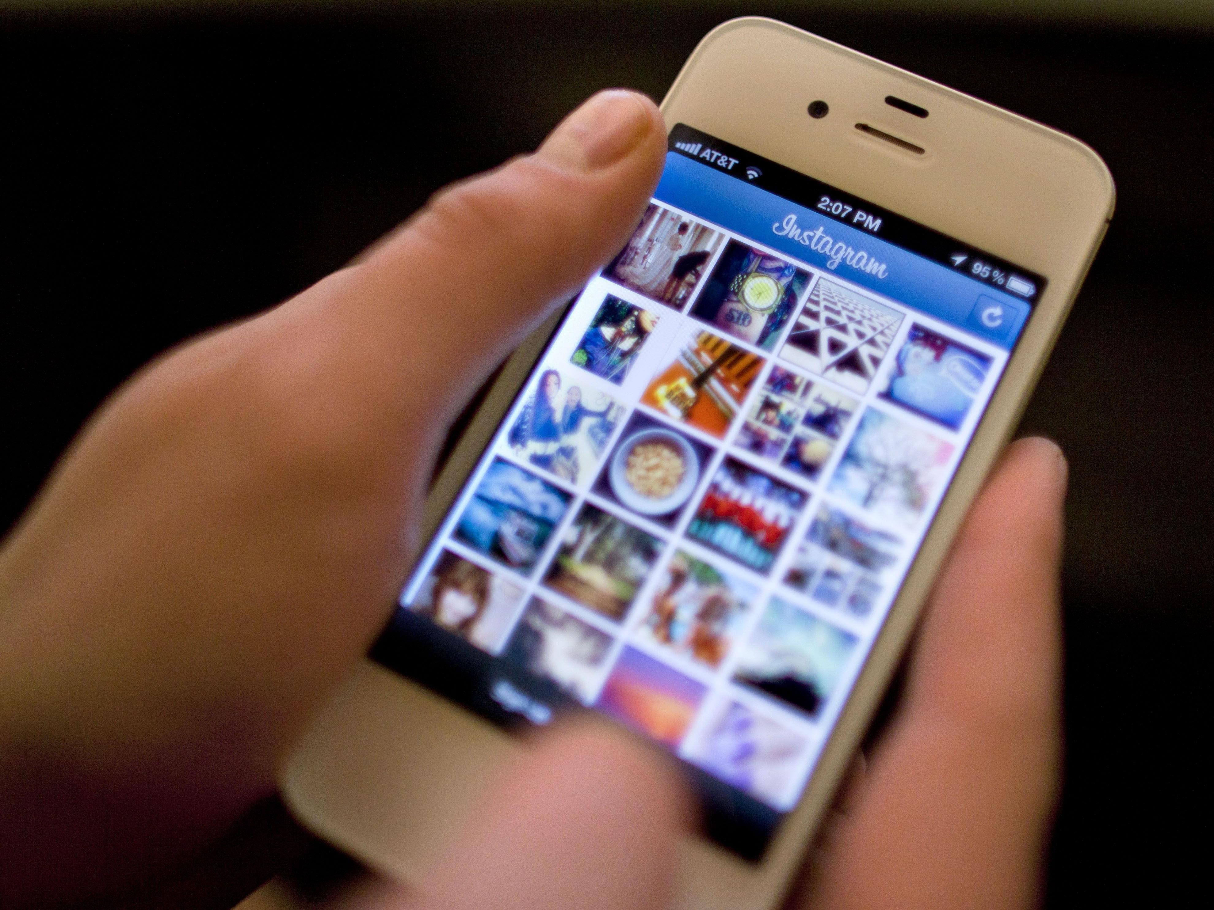 Instagram: Bisher konnten Bilder über App nur öffentlich verschickt werden