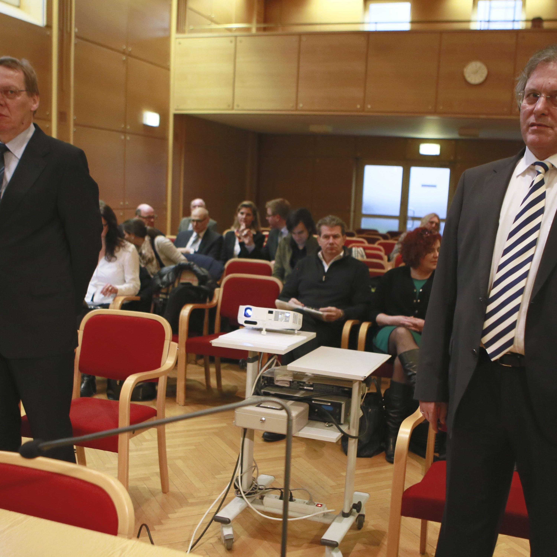Swap-Affäre: Gericht sah Vorwurf der Untreue nicht erfüllt